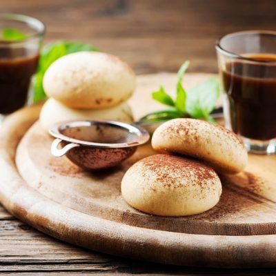 homemade-sweet-cookie-with-coffee-WRDJU55